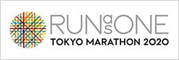 RUN as ONE - TOKYO MARATHON 2020